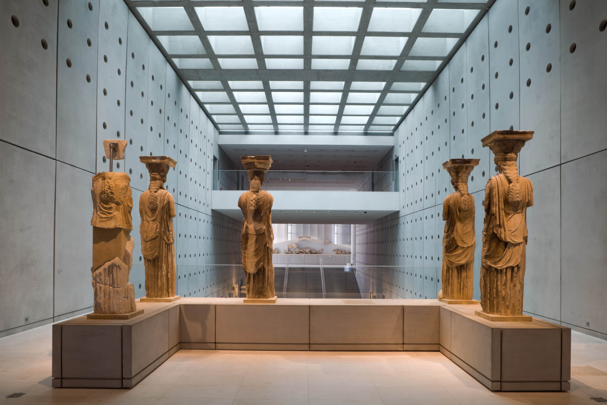 Acropolis Museum Museums In Athens Travel To Athens