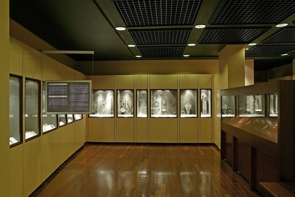 Ilias Lalaounis Jewelry Museum Museums Travel To Athens