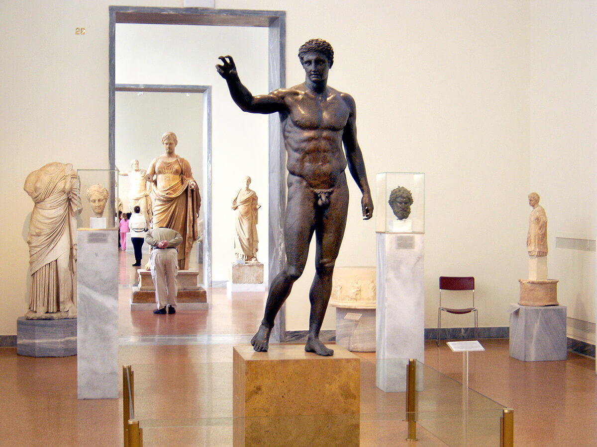 National Archaeological Museum Of Athens Museums Of