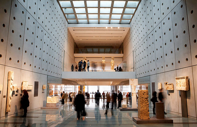 Acropolis Museum  Museums in Athens - Travel to Athens