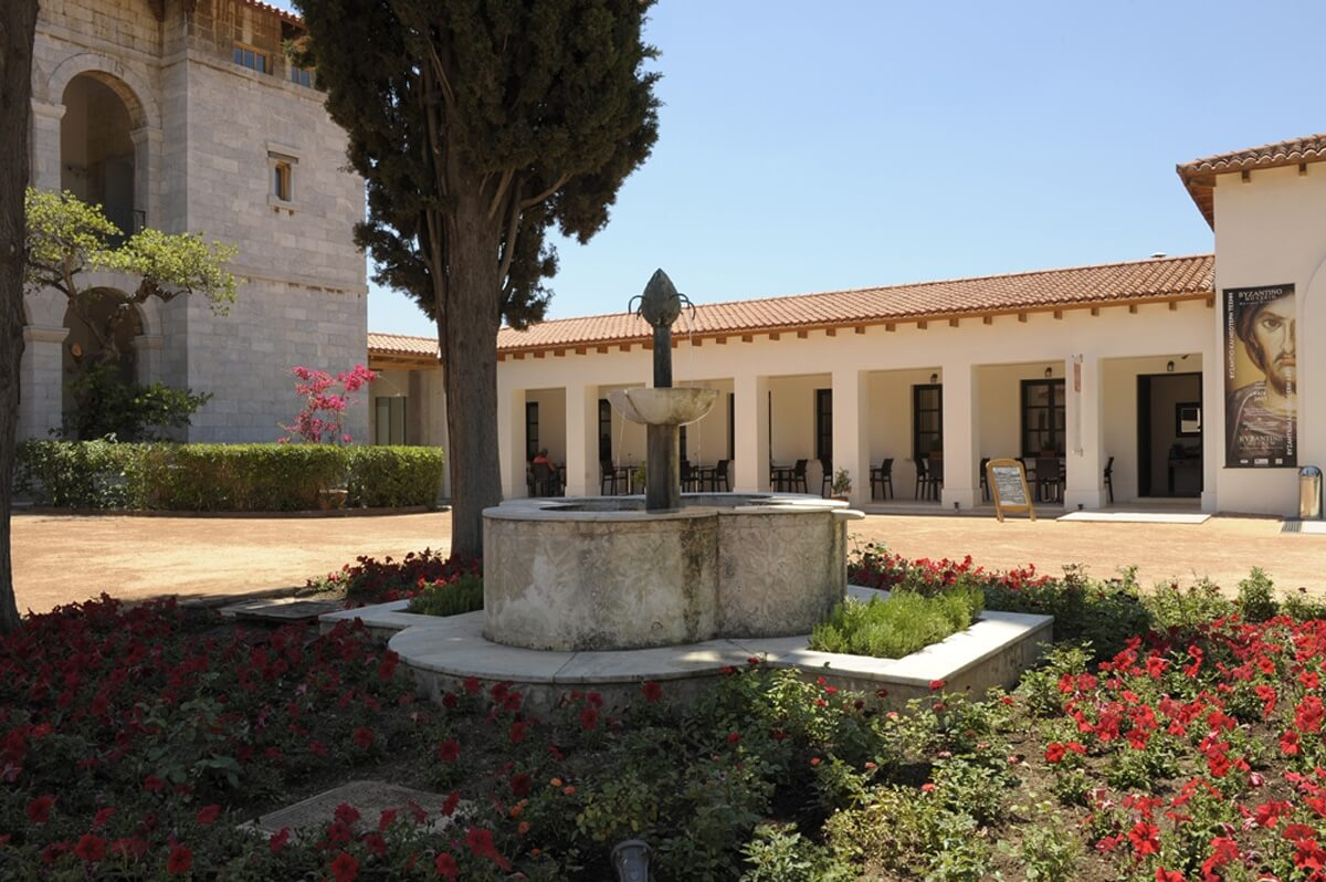 Byzantine-Christian Museum  Museums in Athens - Travel to ...