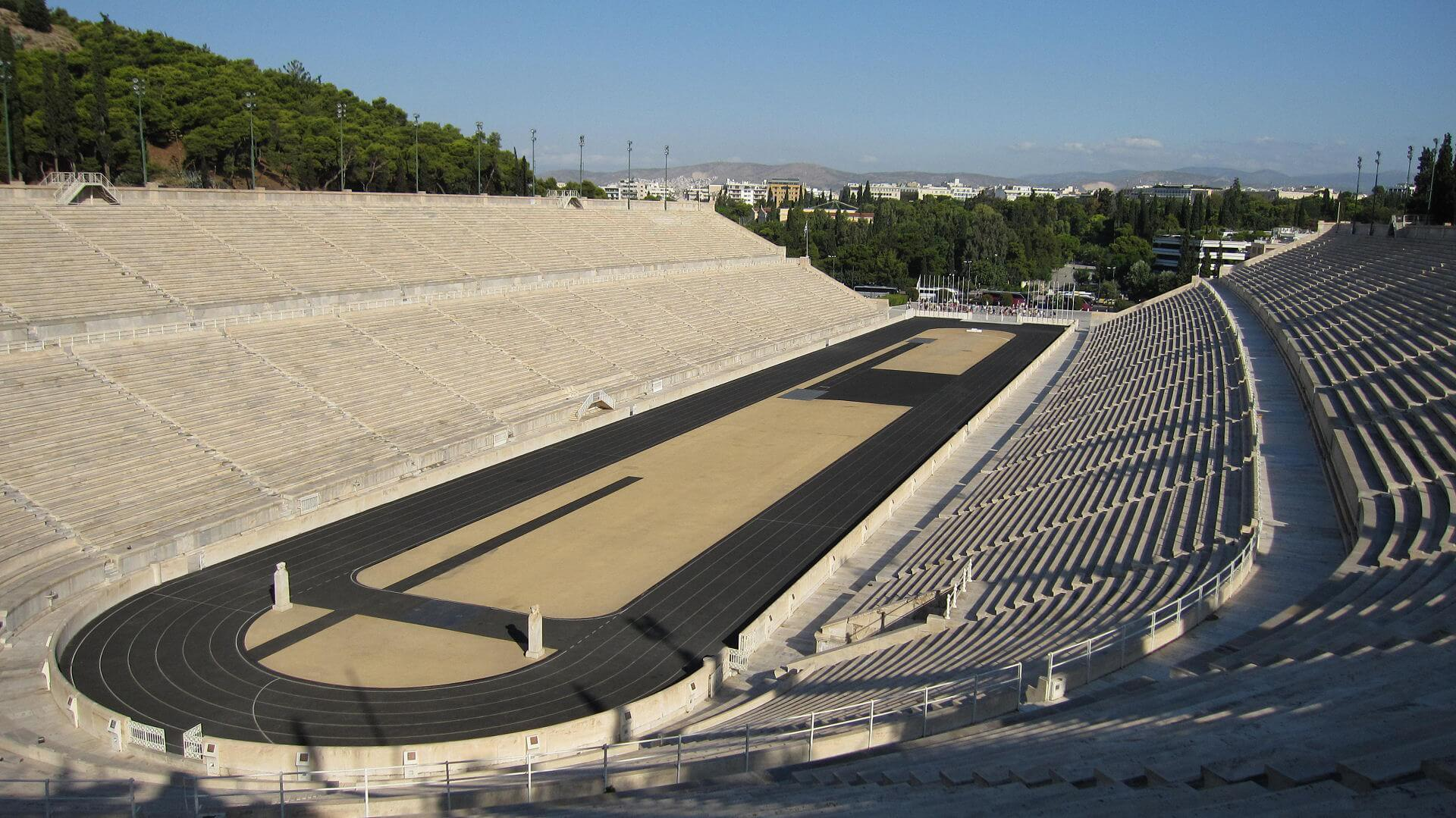 Image result for panathenaic stadium