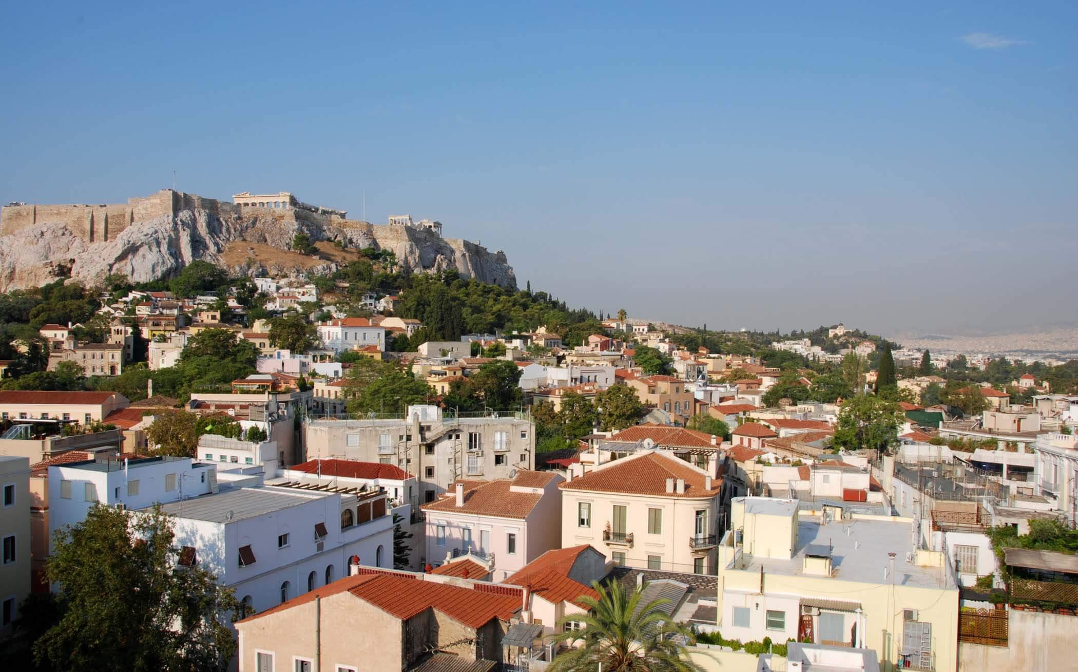 Organized Athens Tours