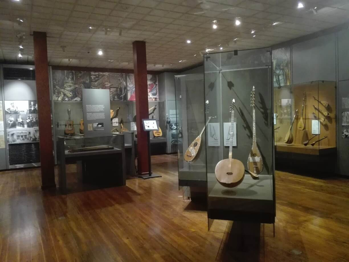Museum of Greek&Folk Instruments