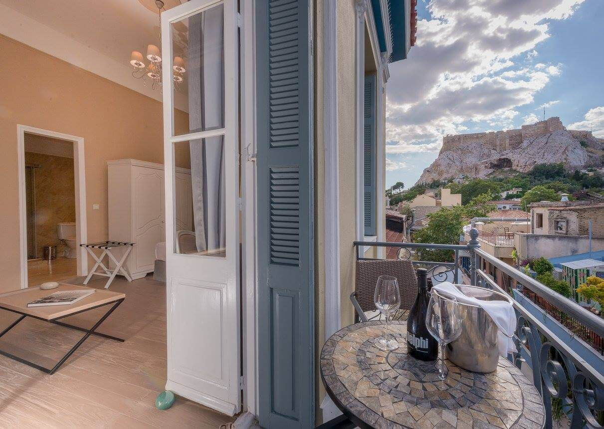 Palladian Home Hotels In Athens Travel To Athens