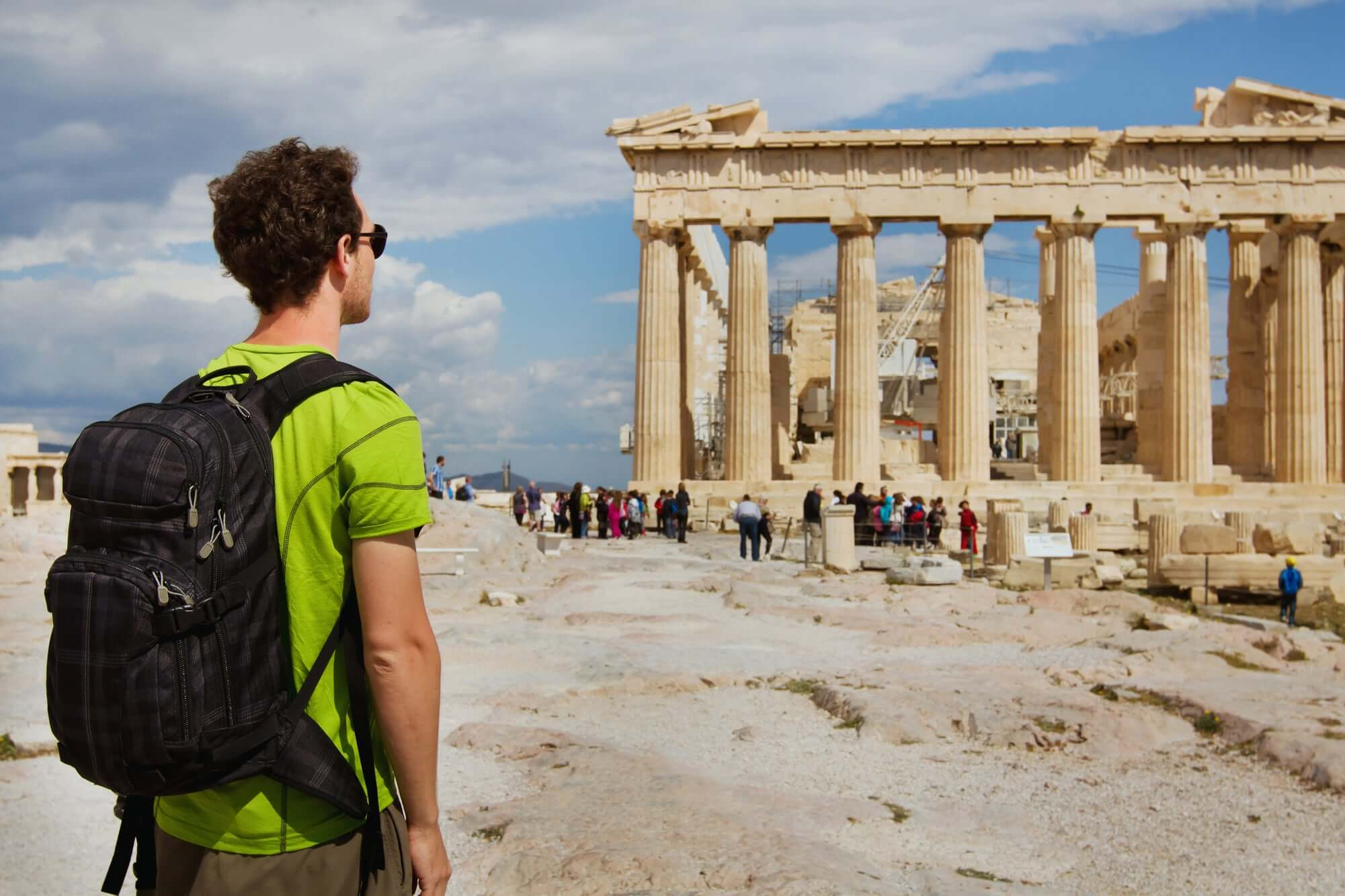 Best Athens Tour Guide