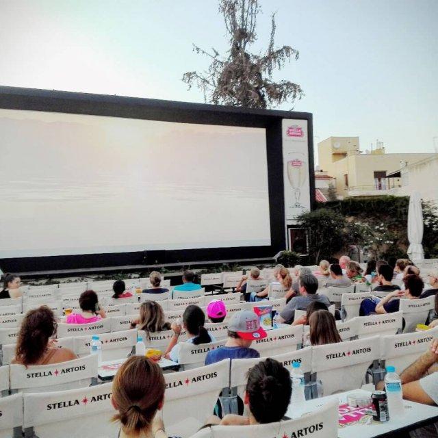 Open Air Cinemas