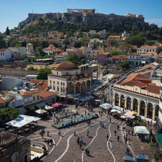 Athens Winter City Break