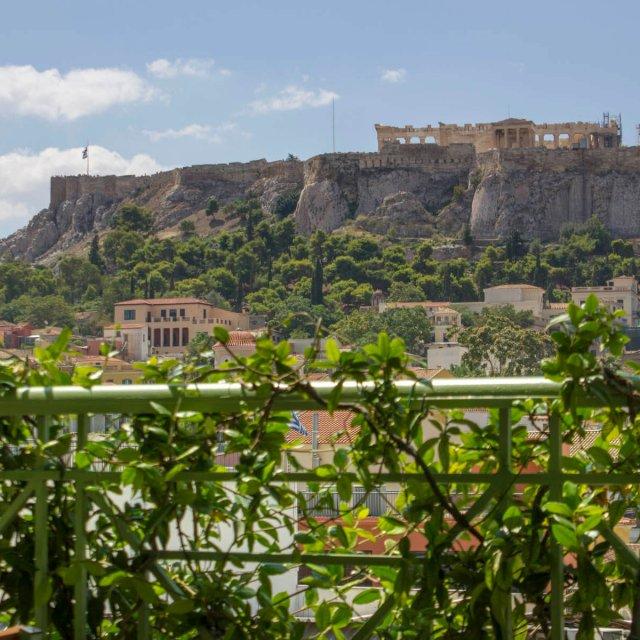 5 Acropolis view restaurants in Athens