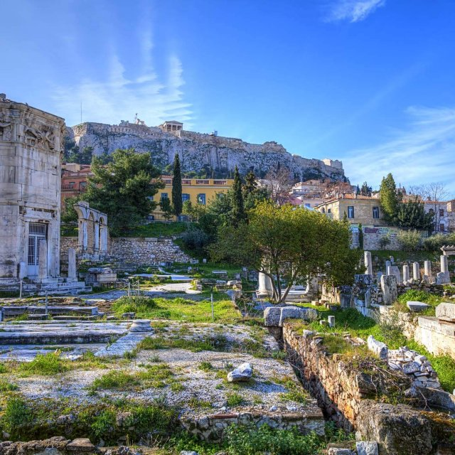 Get an Athens Tour Guide