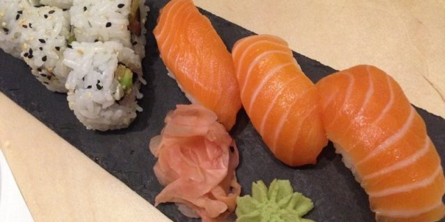 Nakama Casual Sushi Bar
