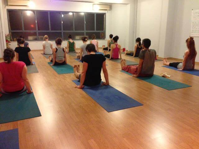 Om Studio Ashtanga Yoga Athens