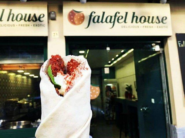 Falafel House