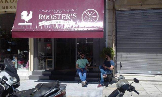 Roosters Barbershop