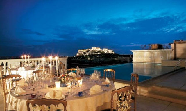 King George Hotel Athens