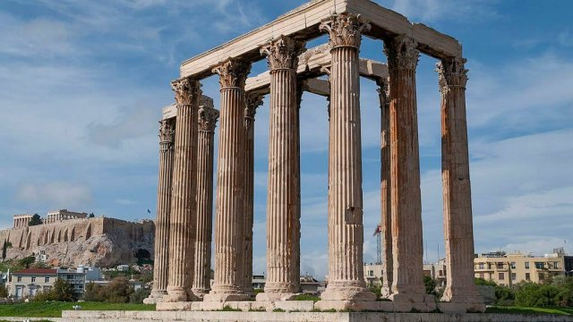 Full-Day Tour of Athens