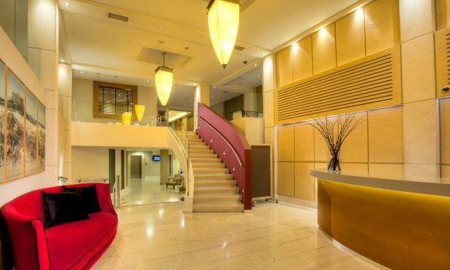 Central Hotel Athens