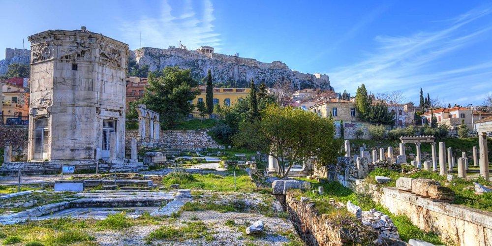 Get an Athens Tour Guide