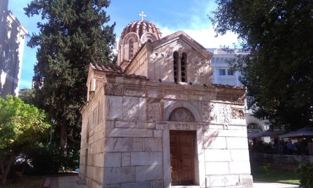 Church of the Virgin Gorgoepikoos