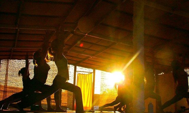 Bhāvanā Yoga Center