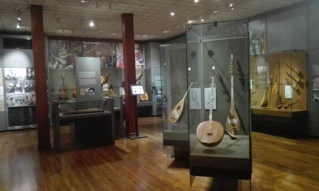 Museum of Greek Folk Instruments