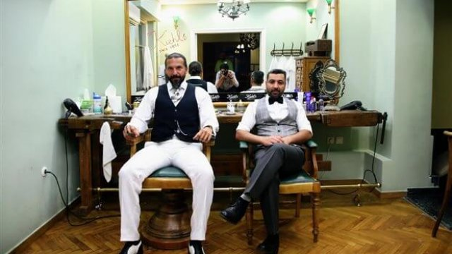1900 The Barber Shop