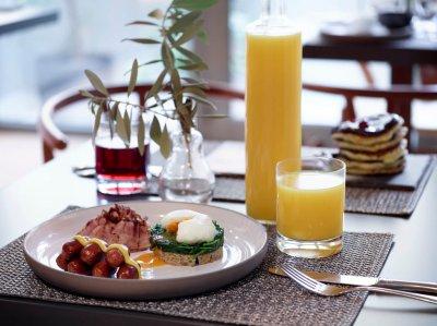 Athens Ikon Breakfast